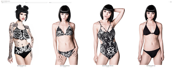 killstar swimsuits
